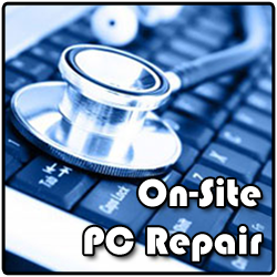 On-Site Computer Repair Service