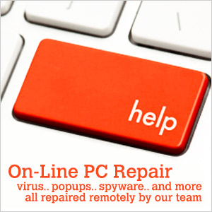 On-Line PC Repair Service