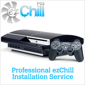 Professional EZ Chill Installation Service (Playstation 3)