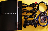 PlayStation 3 Game Console w/ 3.55 OFW CFW & EZ Chill Fan Mod (Reconditioned) ULTIMATE PS3 CECHA01 60GB w/ Warranty